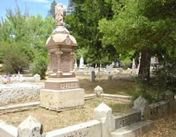 Image of graveyard