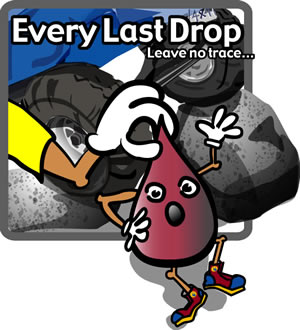 Image of the Drippy Cartoon