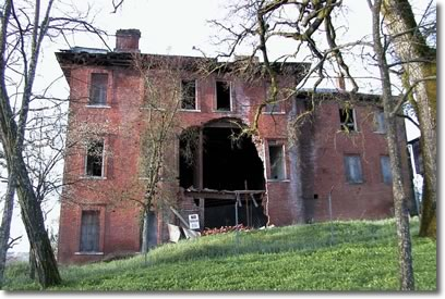 image of the Bayley House 2003