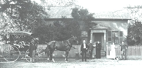 image of Weller House in 1894